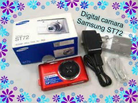 Digital camara Samsung ST72