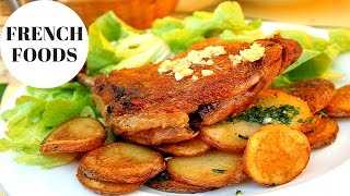 Top 10 Favorite Foods Of France