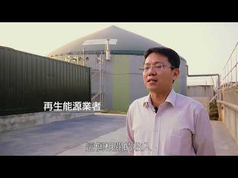 新新向農 永續繁榮 - 沼氣發電與畜牧廢棄物循環運用