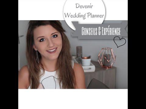 Devenir Wedding Planner ♡  Conseils & Expérience!