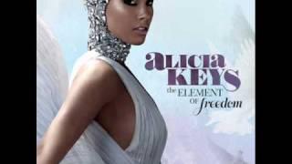Alicia  Keys  Love  Is  My  Disease  (Official  Album  Song)