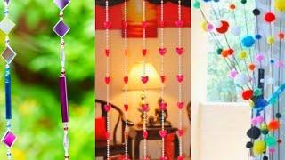 Stunning String Curtains Design Ideas 2020 || Modern Acrylic Crystal Beads Curtains