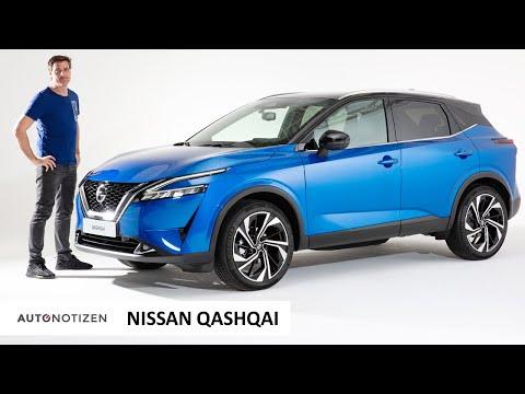 Nissan Qashqai 2021: Die neue Generation im ersten Check / Review