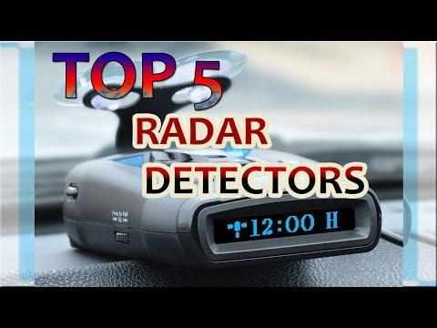 Top 5 Best Radar Detector GPS 2019 - смотреть онлайн на Hah Life
