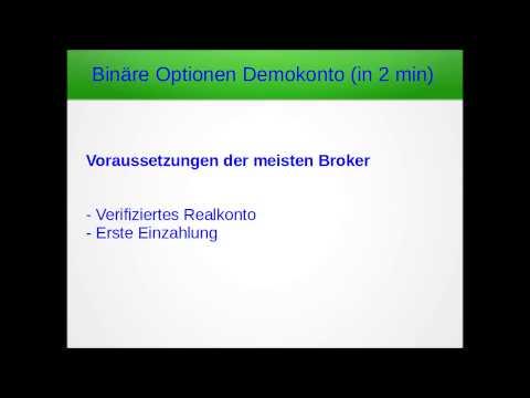 Handel mit binare optionen forum