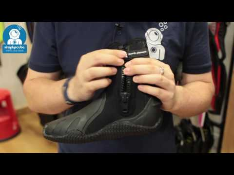 Fourth Element Pelagic 6.5mm Boot – www.simplyscuba.com