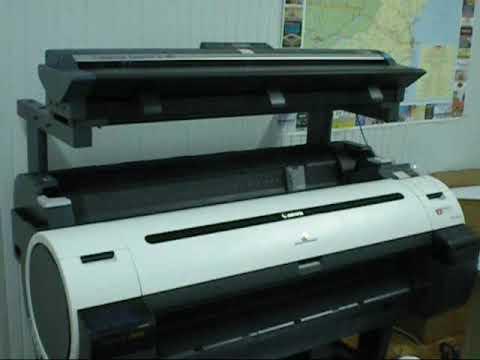 Sistem multifunctional/copiator A0 pentru piata tehnica