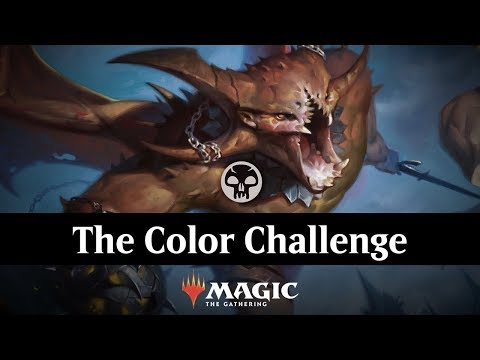 the-color-challenge-ep-1-mono-black-control-mtg-arena-deck