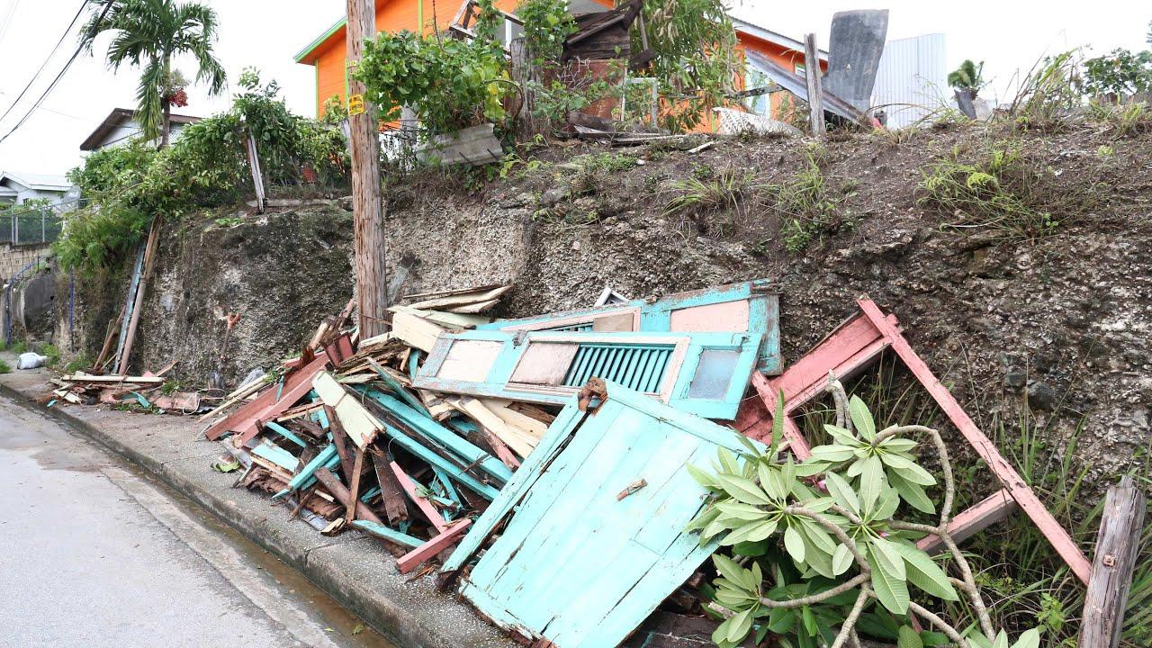 Watch: Hurricane Elsa batters the Caribbean and heads towards Haiti