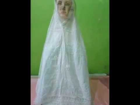 Video Perlengkapan Jamaah Haji wanita / perempuan