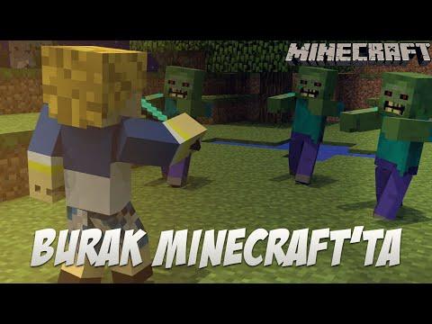 Burak Minecraft ta - TARLAYI EZDİLER - Bölüm 7 - Sezon 2