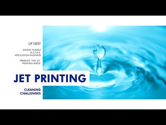 Jet Printing Solder Paste and Cleaning Challenges