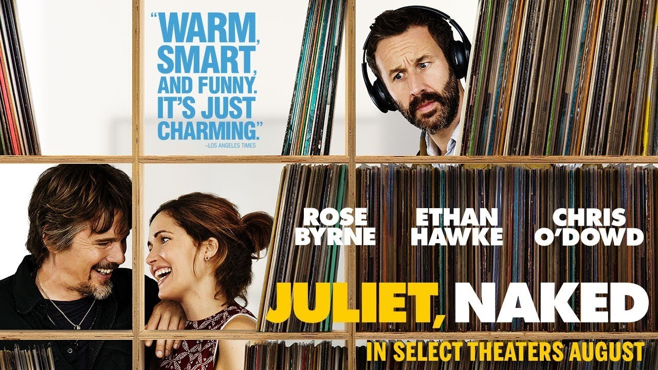 Video trailer för Juliet, Naked | Official Trailer | In select theaters August 17