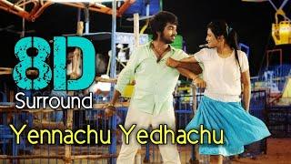 Yennachu Yedhachu 8D | Trisha Illana Nayanthara | G.V. Prakash Kumar | Kayal Aananthi | 8D BeatZ