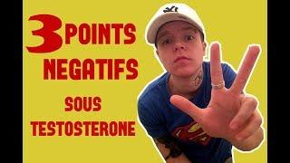 ParlonsTrans#7 - 3 Points Négatifs Sous Testostérone [FTM Transition]