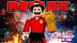 ROBLOX - 4 PLAYER SUPERHERO TYCOON!!!! - RoPo