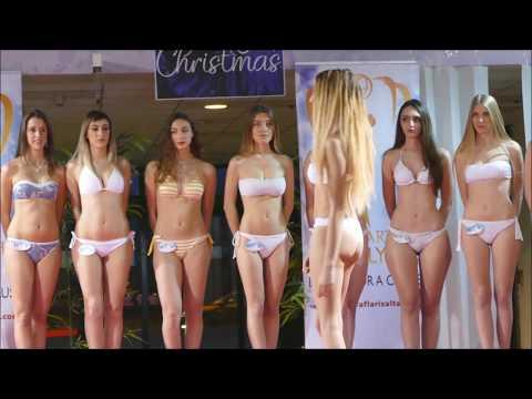 Miss Christmas 2017  Galleria parco Città Vicenza