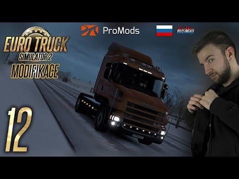 VÍTEJME V RUSMAP! | Euro Truck Simulator 2 ProMods & RusMap #12