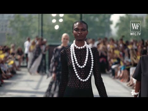 Maison Rabih Kayrouz spring-summer 2020 Paris fashion show