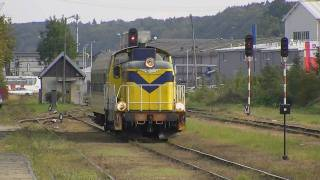 preview picture of video 'SU42-533 - Stacja Sanok'