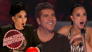 BEST Ballroom Dancers On Got Talent That STUNNED The World | Amazing Auditions