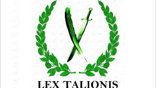 Lex Talionis - Live It Right