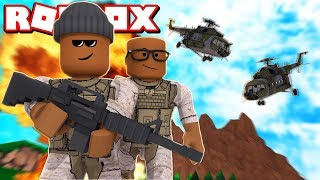2 PLAYER MILITARY TYCOON IN ROBLOX