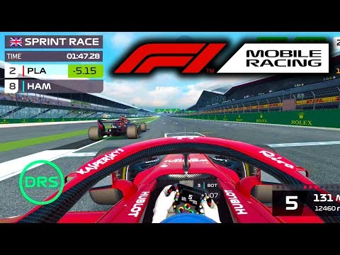 F1 Mobile Racing - First Impressions! CUSTOMIZATION! CUSTOM LIVERIES, R&D UPGRADES & MORE!