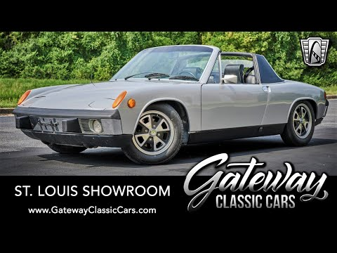 1973 Porsche 914 (CC-1424752) for sale in O'Fallon, Illinois