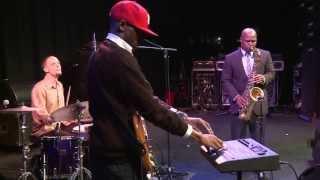 jazzahead! 2013 - Overseas Night - Jaimeo Brown Transcendence
