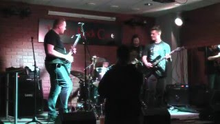 Video Hot Spirit - I Have No Future, 5.2.2016 Bounty Rock Cafe, Olomou