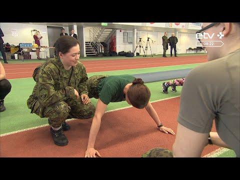 Силы обороны приглашают девушек и женщин в армию