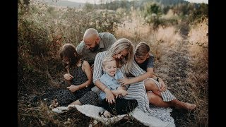 Behind The Scenes: Family Session With Megan Rose Photography