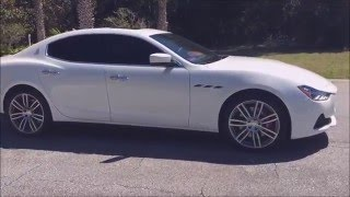 Why People Hate The Maserati Ghibli!