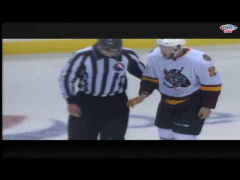 Jordan Caron vs. Colin Campbell