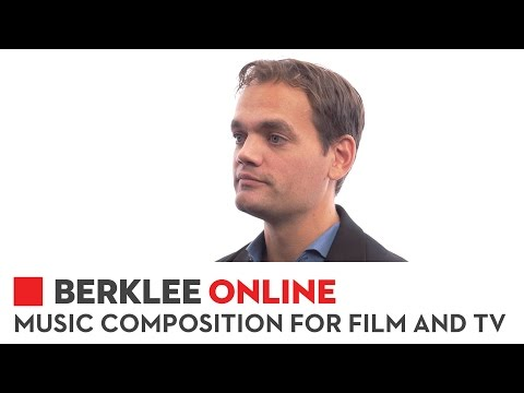 Berklee Online Course Overview   Music Composition for Film and TV