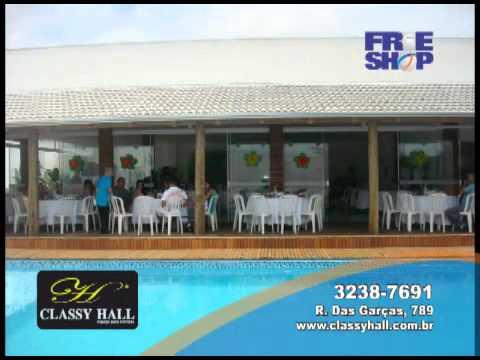 Sua festa começa aqui! Classy Hall