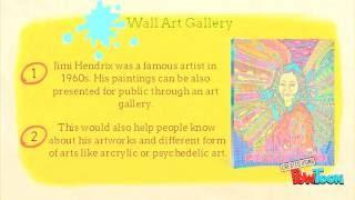 Jimi Hendrix Paintings