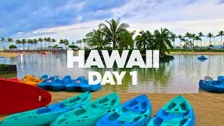 preview picture of video 'Hawaii Vlog 2015: Day 1 - Hilton Hawaiian Village, Carly Rae Jepsen & Ala Moana Center'