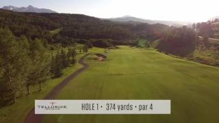 What's your favorite hole on Telluride Golf Course