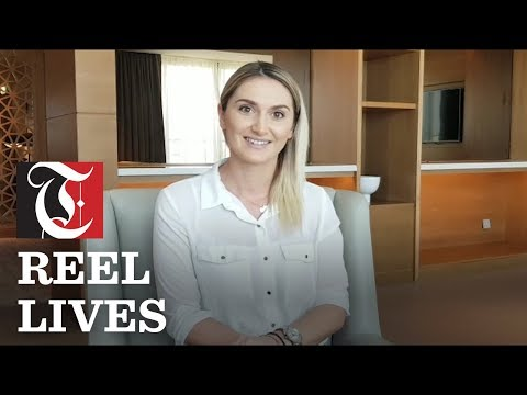 Reel Lives: 'Oman has a lot to offer' — Gordana Pesic, Montenegro