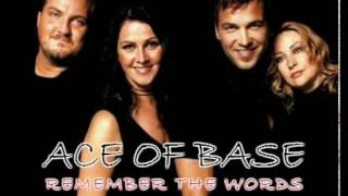 Ace Of Base - Remember The Words (Original Version)