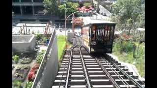 Going down Angels's flight