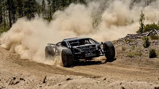GOING RACING FOR THE FIRST TIME OFF-ROAD LAMBORGHINI HURACAN!!