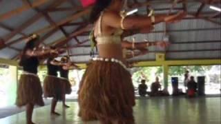 Kiribati Dancing Abatao Tarawa Kiribati