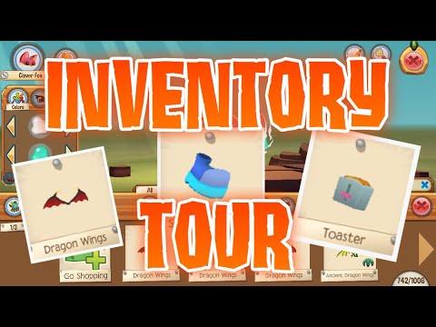 Inventory tour! AJPW - смотреть онлайн на Hah Life