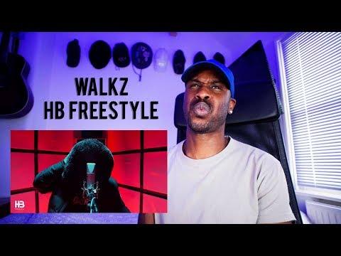 ProdByWalkz - HB Freestyle | Link Up TV [Reaction] | LeeToTheVI