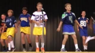 Mash Up Dance, Talent Show 2016, 5th Grade