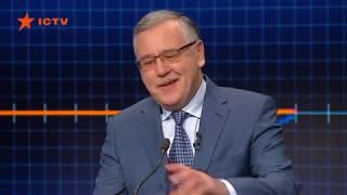 Гриценко: Путин не дурак, он воспринимает только силу, поэтому оборонительная система крайне важна