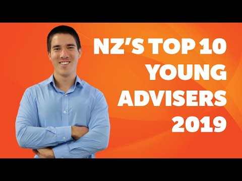 Find out about NZ's top 10 young advisers 2019!